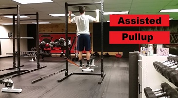 Modification to the Assisted Pullup