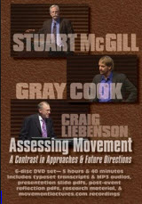 Assessing Movement:  A Contrast in Approaches and Future Directions